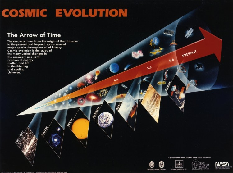 cosmic evolution